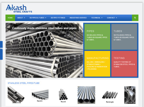 Akash steel craft
