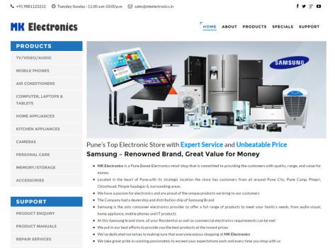 MK electronics